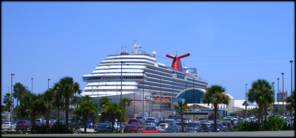 Transportation to Cruise Terminals Carnival Cruises
