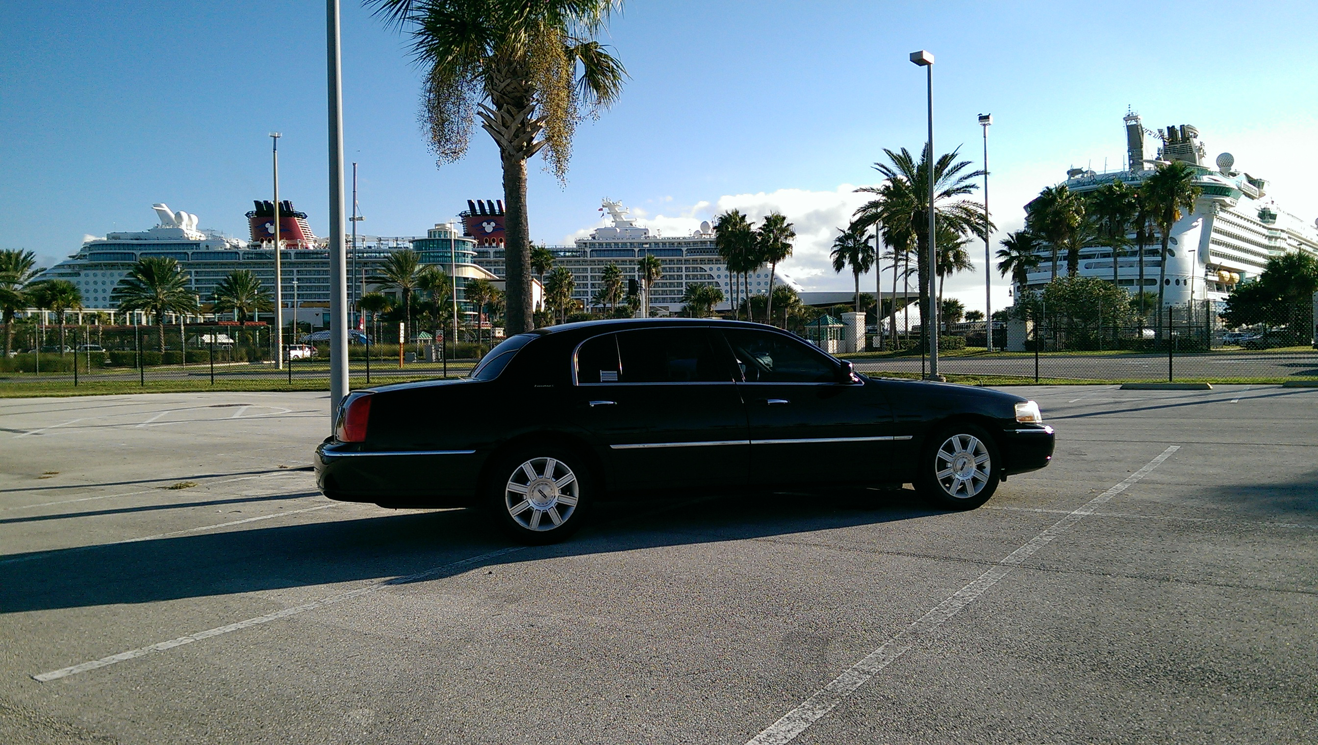 Beautiful Port Canaveral Car Service
