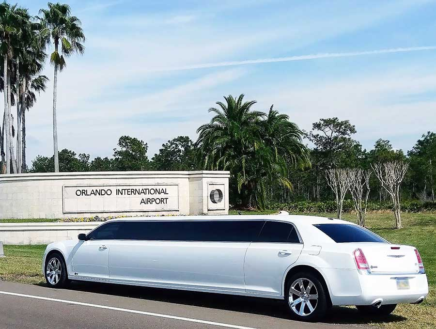 Orlando International Airport Limousine
