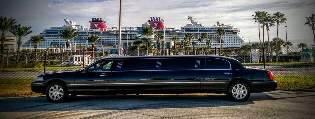 Limo to Port Canaveral