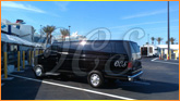 Luxury Van at Port Canaveral Cruise Terminal 6