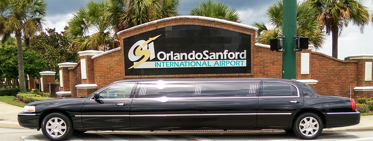 Stretch Limousines, Shuttles and Transfers to Walt Disney World
